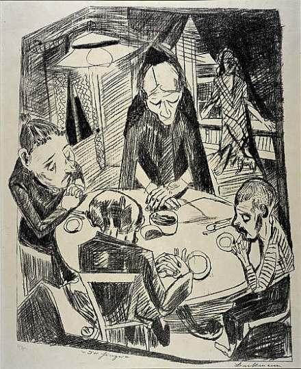 hell hunger, 1919. staatliche museen zu berlin